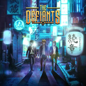 Defiants, The Zokusho Frontiers Records September 13, 2019