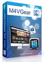 M4VGear DRM Media Converter for Mac Discount Coupon