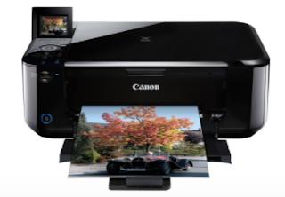 Canon PIXMA MG4100 Driver Download - Windows, Mac, Linux