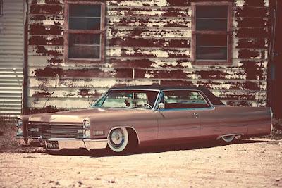 Carro Antigo Cadillac