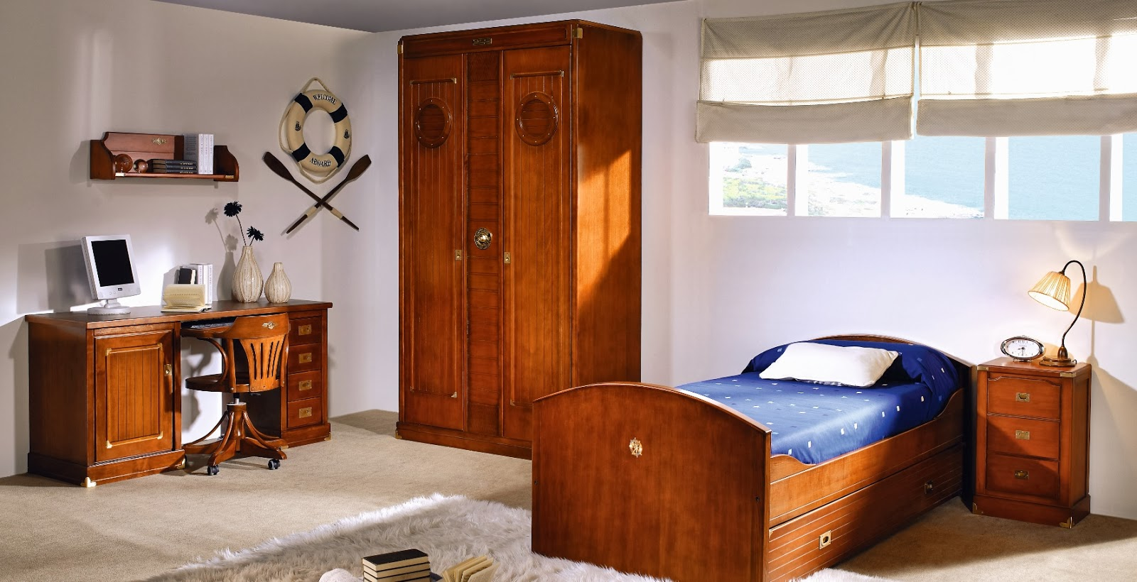 Blog de Ámbar Muebles: dormitorios clásicos