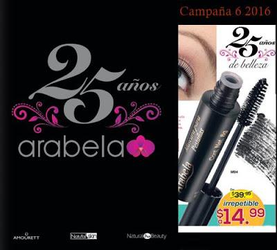 arabela campaña 6 2016 mexico