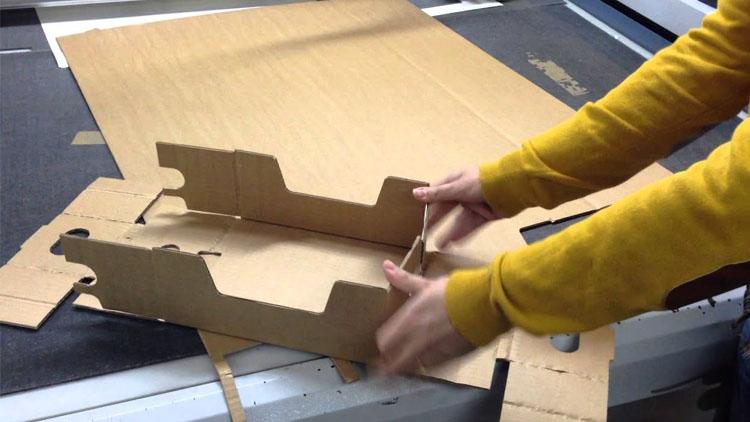 Fabricar embalajes personalizados