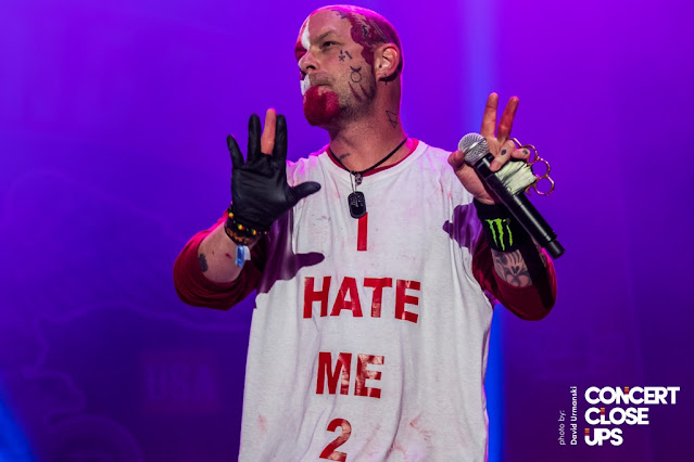 I Hate Me 2 shirt  worn by Moody of 5FDP.  PYGear.com