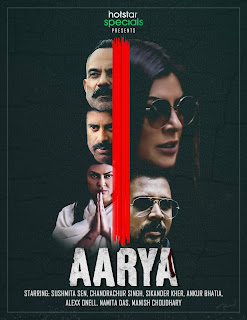 Aarya Web Series All Seasons 480p 720p HD Download