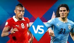 مشاهدة مباراة تشيلي وأوروجواي بث مباشر 24-6-2019 كوبا امريكا