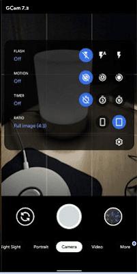 تحميل جوجل كاميرا 7.3 لهاتف سامسونج Google Camera Samsung  A21s