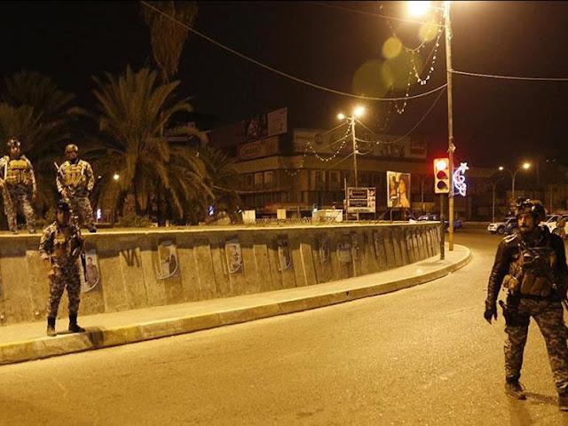 حظر التجوال فى مصر