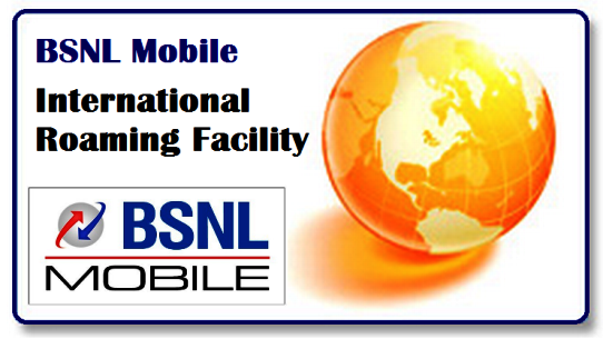 BSNL launched Prepaid International Roaming in Czech Republic & Luxembourg : Updated BSNL Prepaid International Roaming countries list