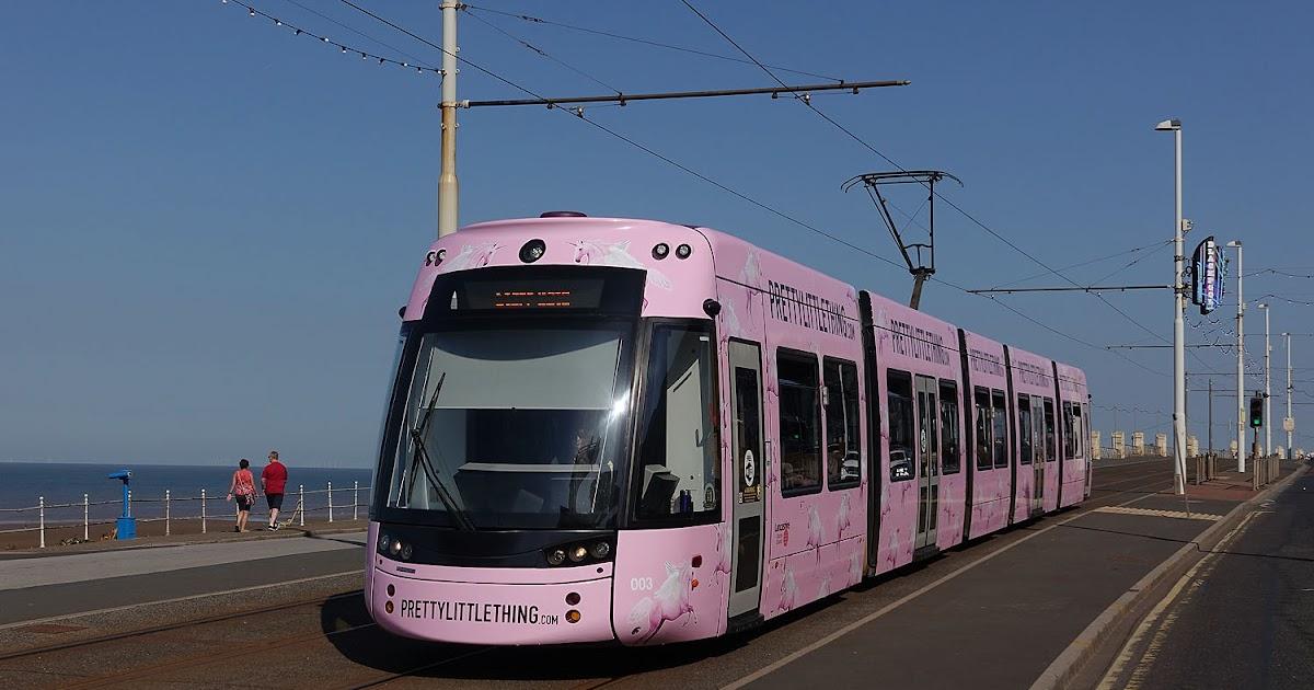 Blackpool Tram Blog Numberless No More