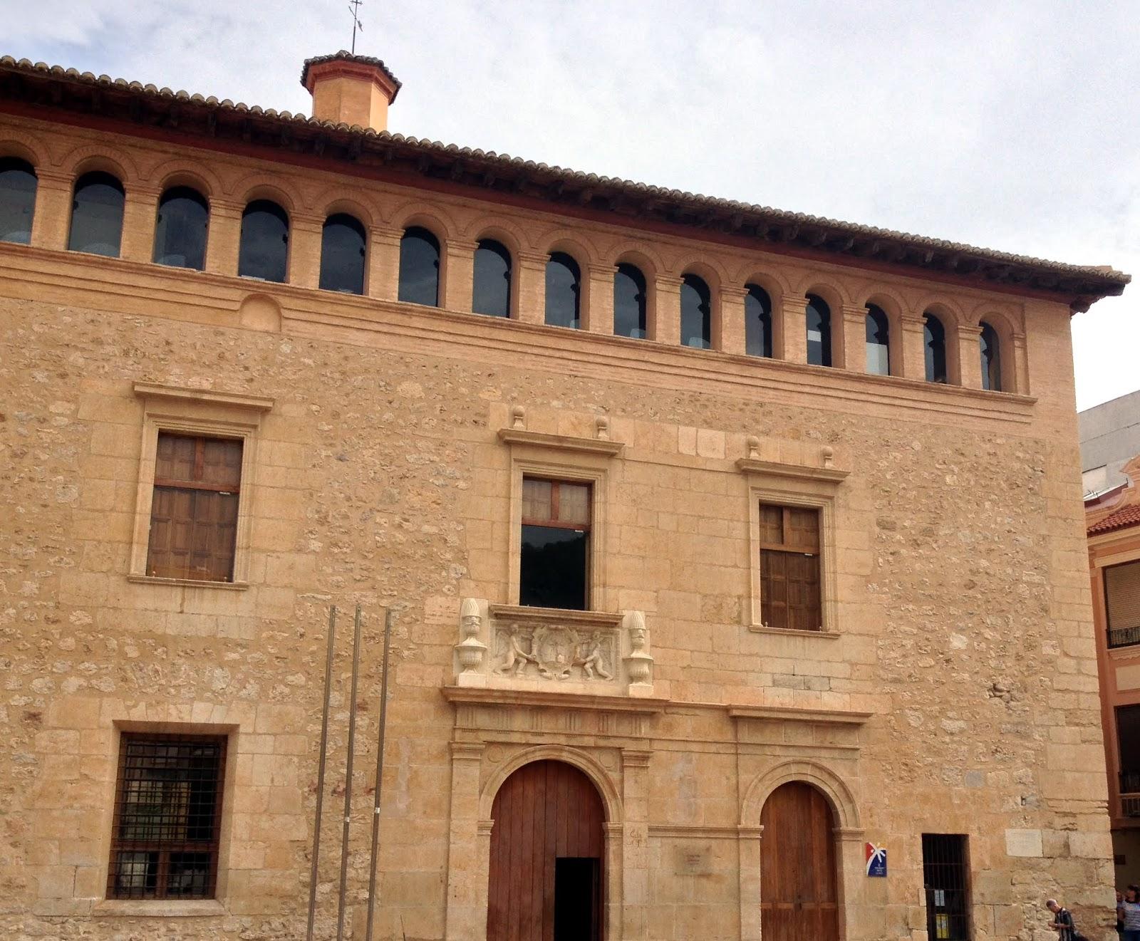 Palacio de Ca La Vila, Llíria