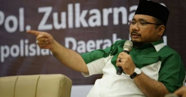 Wawancara Eksklusif Gus Yaqut Ketua Umum GP Ansor: Eks HTI Mencoba Memukul Balik