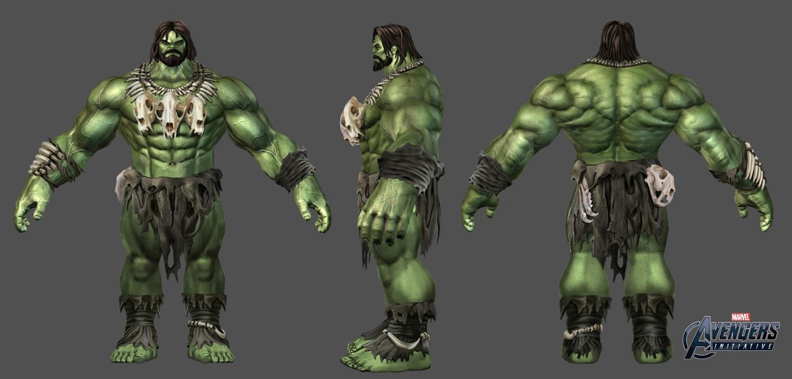 Radia 231 227 O Gama Imagens Do Hulk Para Avengers Initiative