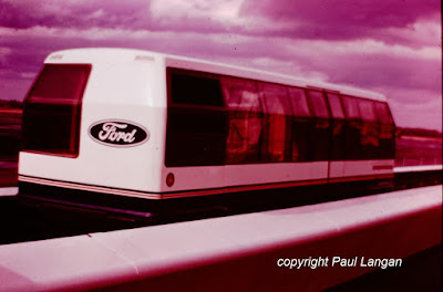 Ford Automated Guideway Transit People Mover