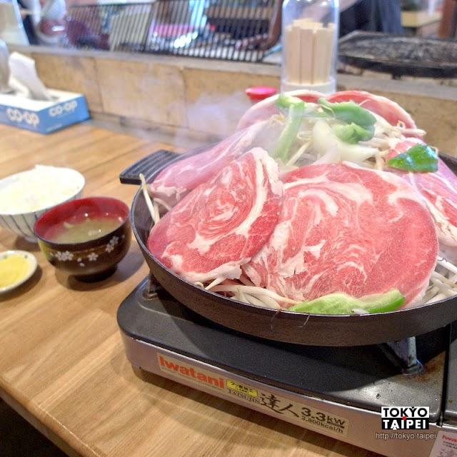 【溫泉市場】登別溫泉街海鮮餐廳 美味成吉思汗烤羊肉