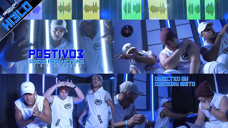 Positivo3 - ¨Hielo¨ - Videoclip - Director: Gregory Brito. Portal Del Vídeo Clip Cubano