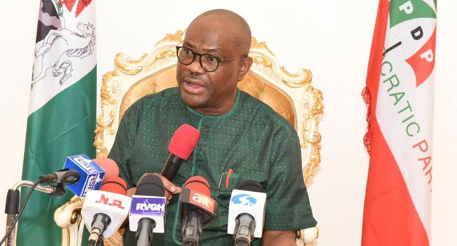 We Will Resist Every Attempt To Unlawfully Remove Obaseki - Wike