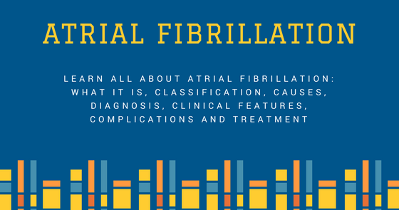 atrial fibrillation diagnosis and treatment pdf