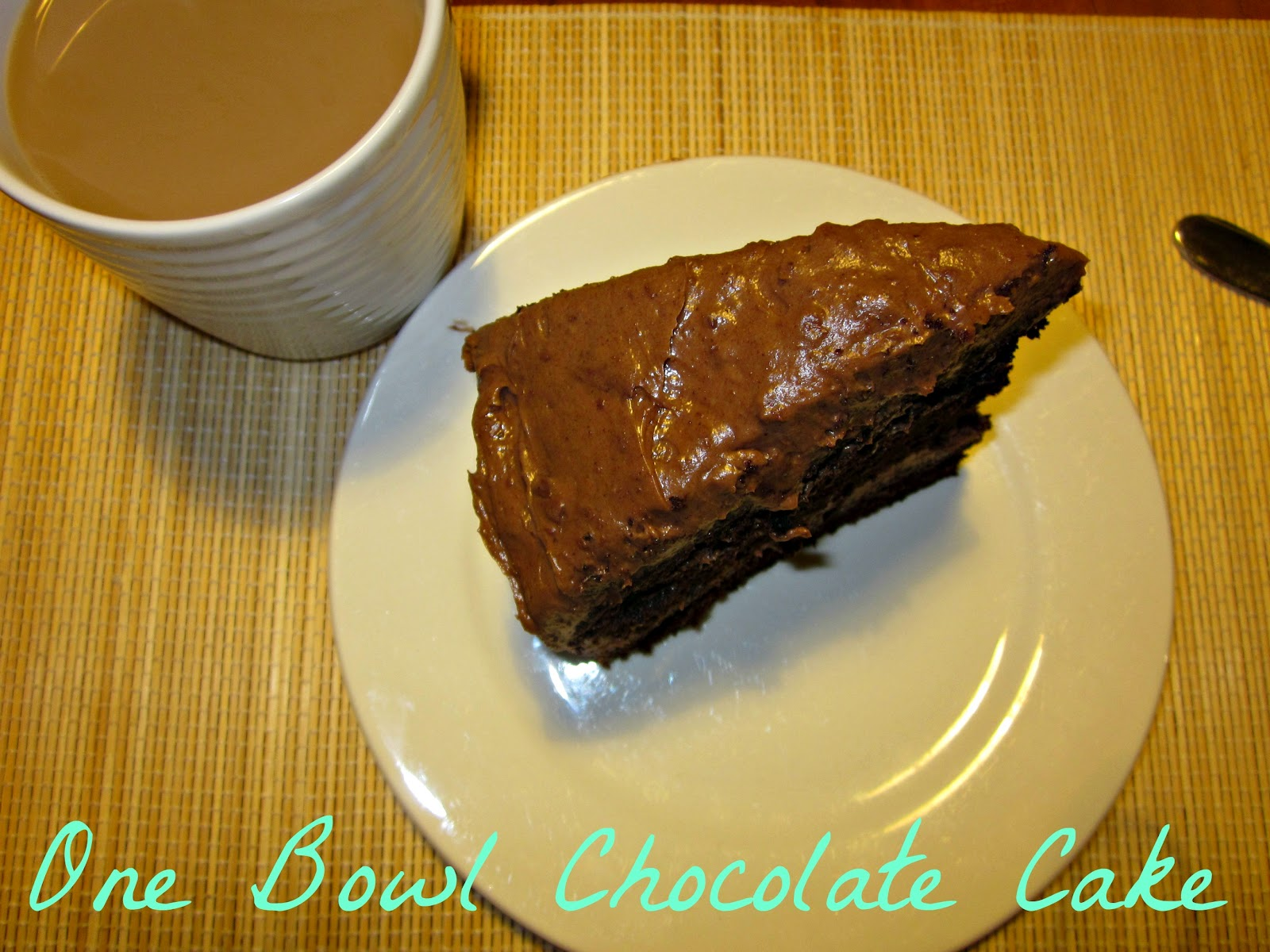 Boiled Chocolate Cake Icing