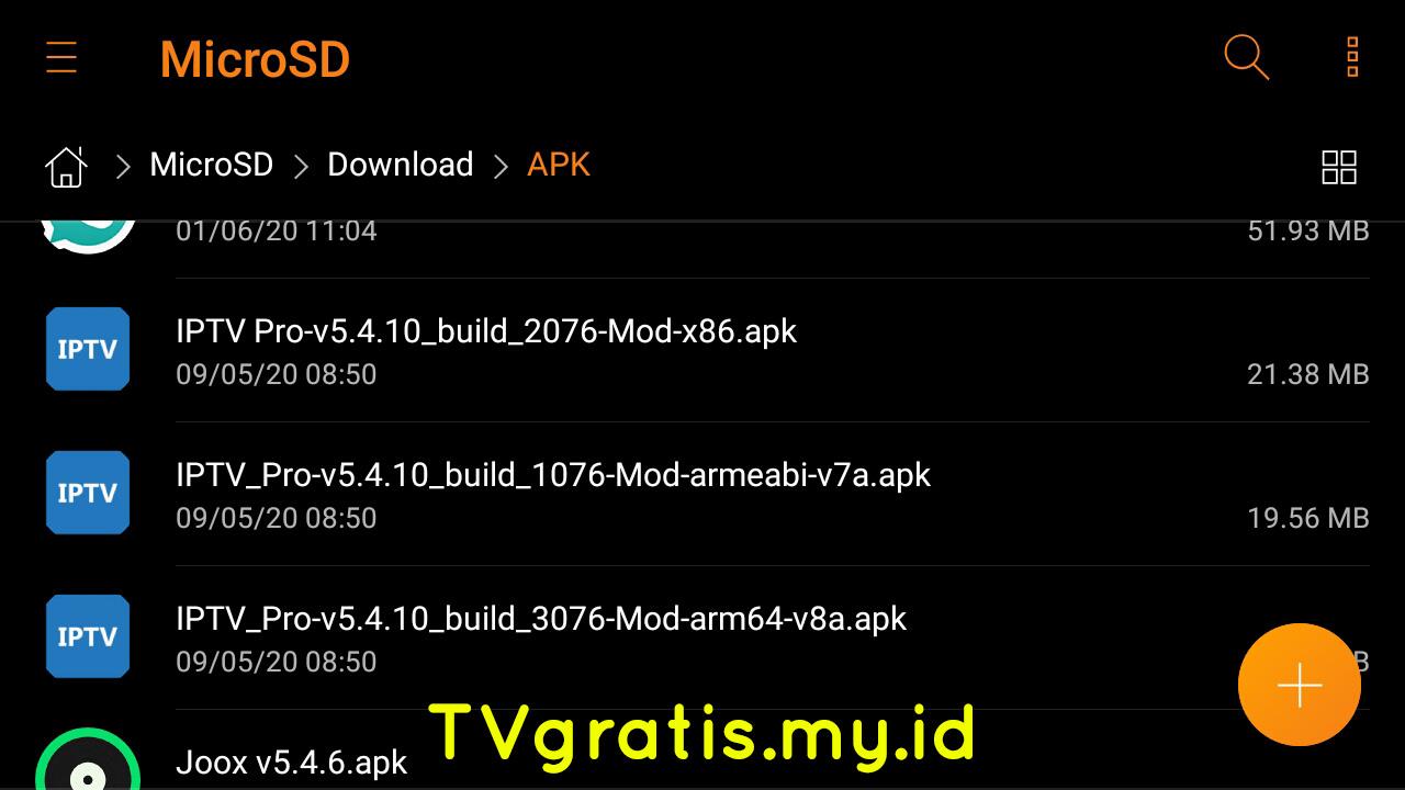 download iptv pro