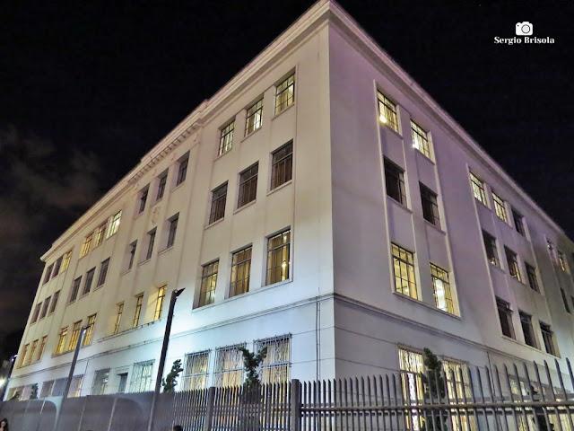 Vista ampla do Edifício Rodolfo Santiago - Luz - São Paulo