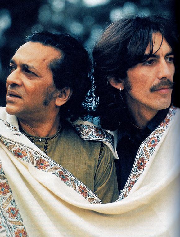 Décès de Ravi Shankar, la légende indienne du sitar