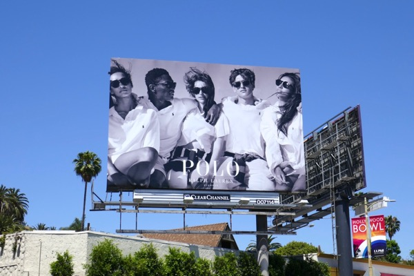 Polo Ralph Lauren Eyewear S18 billboard