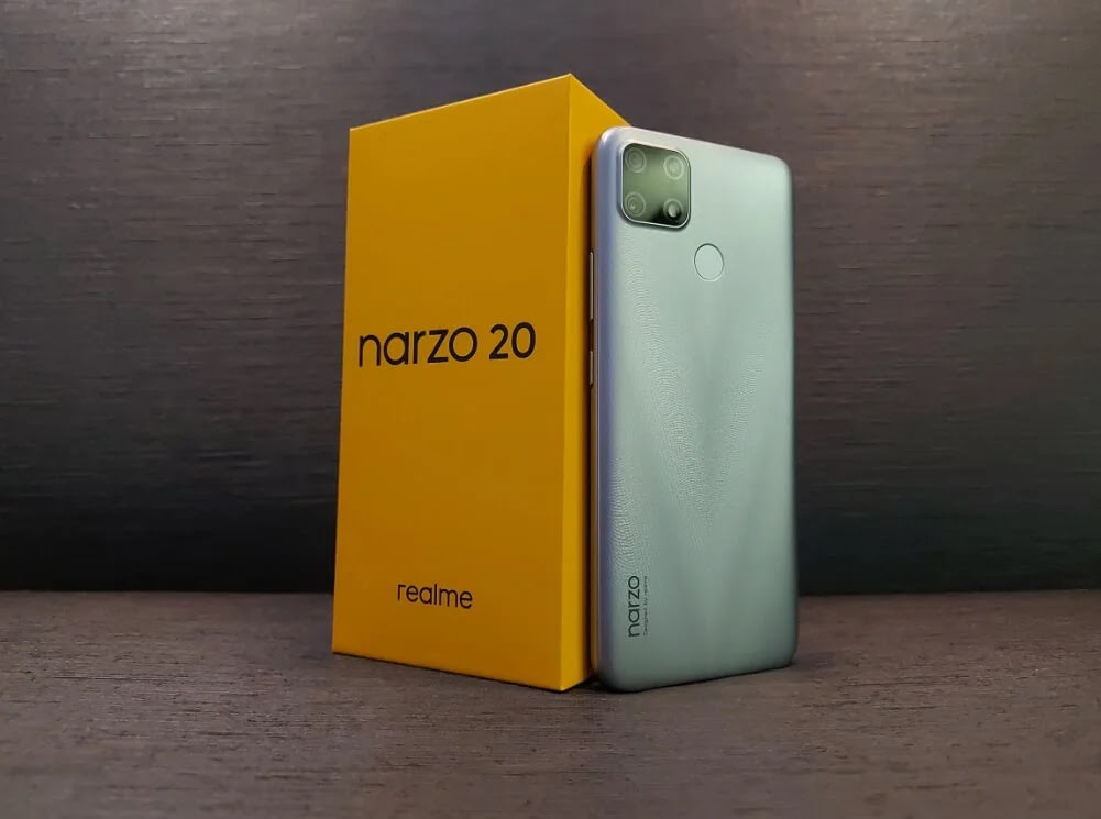 DEAL ALERT:  realme Narzo 20 w/ 48MP Triple Camera, Gaming Chip & 6,000mAh Battery on SALE this  12.12 for Only Php7,490
