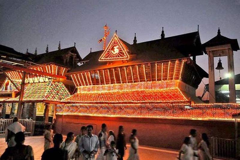 Kovid-19 vigilance directive in Guruvayur temple,www.thekeralatimes.com