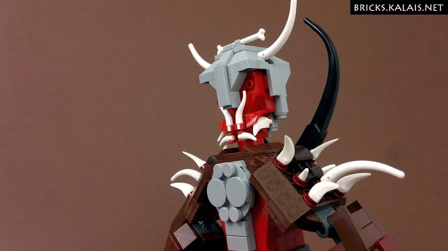 2. Portret - Blood Orc