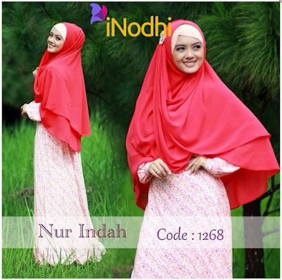 Model Baju Muslim Syar'i Modern Terbaru