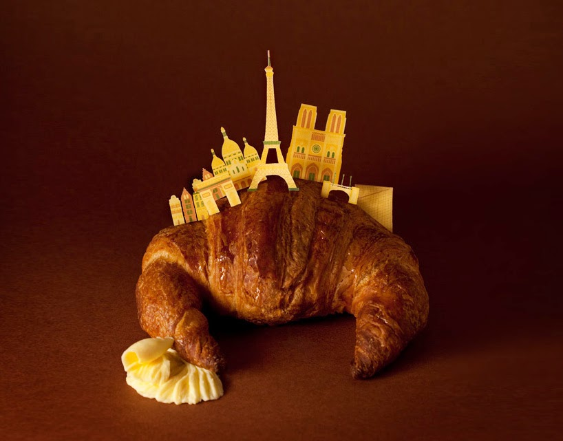Ciudades en miniatura y ciudades representativas- Paris Francia