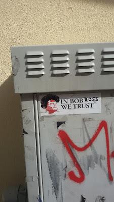 In Bob Ross we trust - Wittelsbacherstraße, München