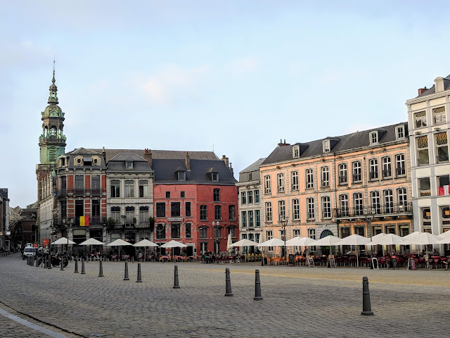 What to do in Mons Belgium in a day: Grand-Place de Mons