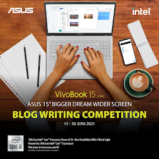 lomba blog asus a 516