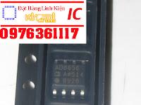 IC AD8656 khuếch đại giảm nhiễu