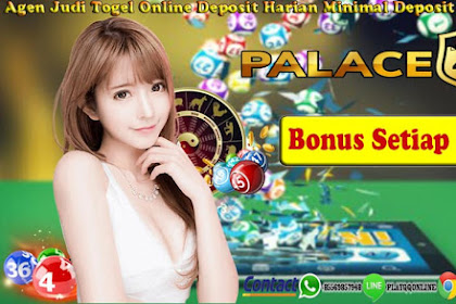 Agen Judi Togel Online Deposit Harian Minimal Deposit Rp 10Rb