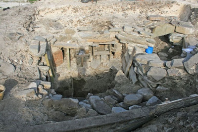 Bronze Age sauna house discovered in Orkney