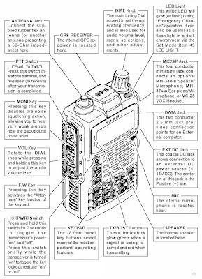 KK4NQQ : K4KPK's guide to the Yaesu VX-8GR