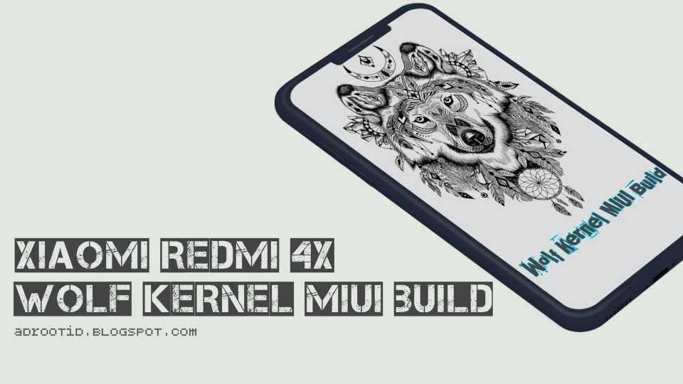 Kernel Wolf build MIUI
