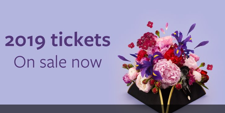 Chelsea Flower Show -- Get Tickets Here