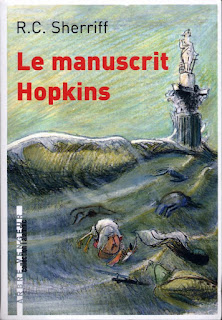 Le manuscrit Hopkins - R.C. Sherriff