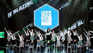 SNH48 GROUP Resmi Tereleminasi dari We Are Blazing