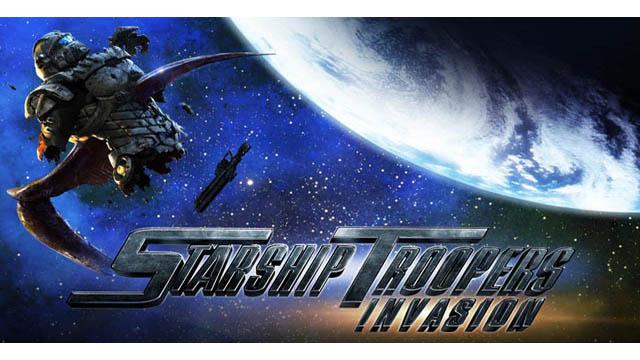 (18+) Starship Troopers: Invasion (2012) English Movie 720p BluRay Download