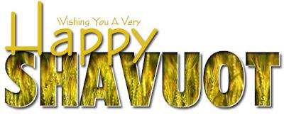 Happy Shavuot