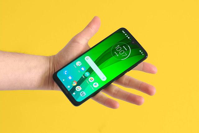 Image of Moto G7