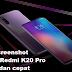 Cara Screenshot Xiaomi Redmi K20 Pro Mudah dan cepat