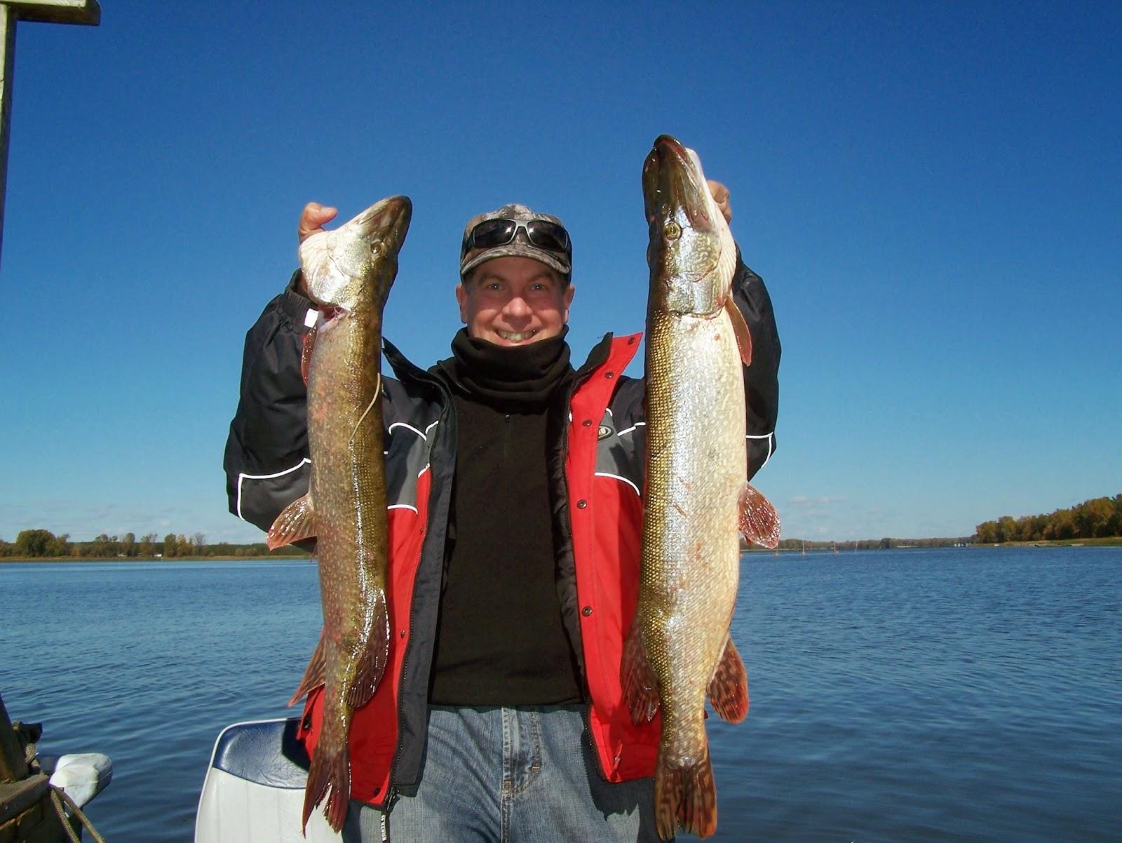 Pêche Lac Saint-Pierre, pêche Rivière Des-Milles-îles, Pêche lac Menmphrémagog