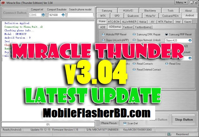 Download Miracle Thunder v3.04 Latest Version Full Setup Free For All Without Password