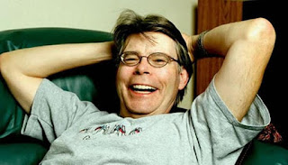 "Stephen King: ""Books are unique, portable magic"""